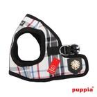 Puppia Junior Dog Harness Black