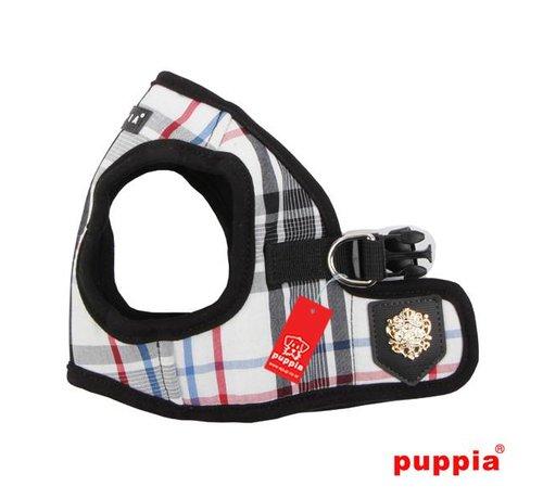 Puppia Hondentuig Junior Harness Zwart