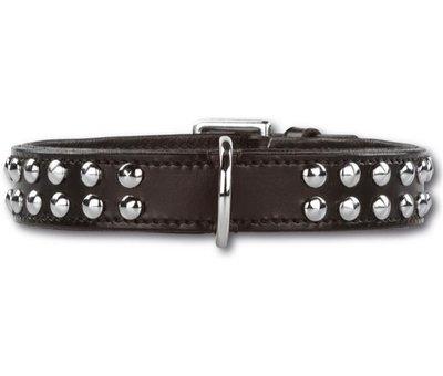Doxtasy Dog Collar Stunning Studs Black