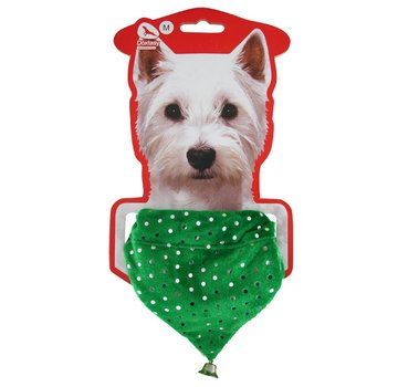 Doxtasy Christmas Bandana Green
