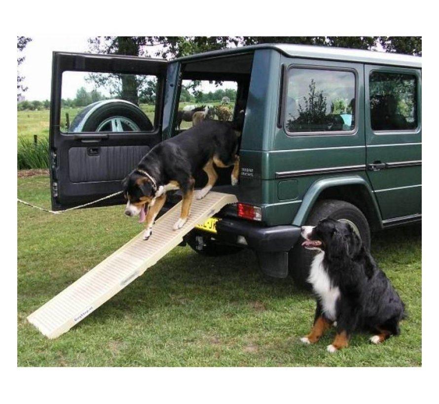 Hondenloopplank DogStep Beige