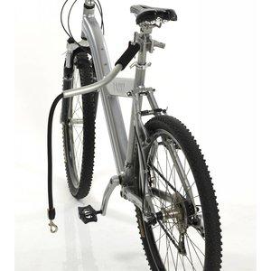 Petego Fiets aanlijnriem Cycleash
