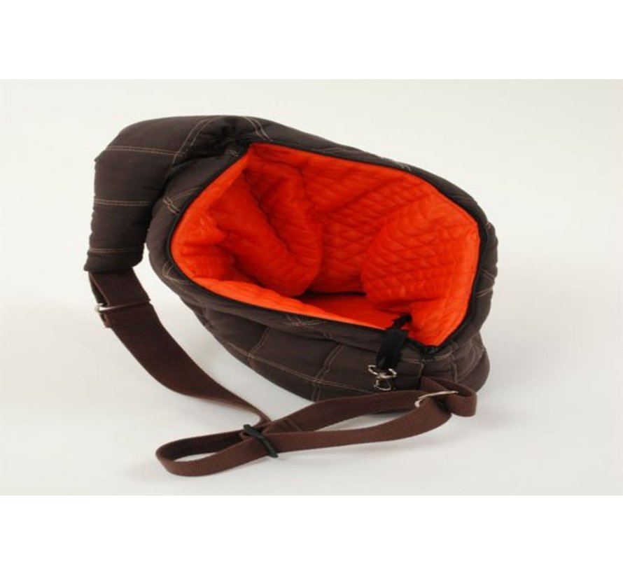 Pet Carrier Shoulder Messenger Pouch Pouch