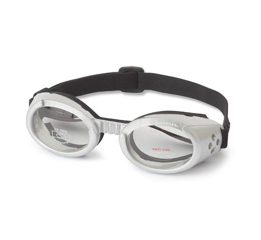 Dog Sunglasses Silver