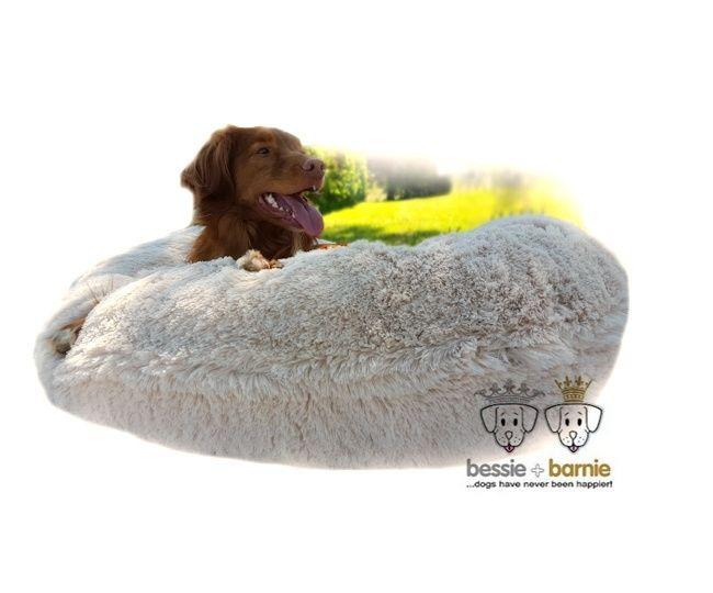 Hondenmand Bagel Bed Blondie