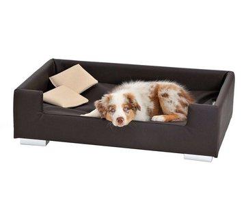 Silvio Design Dog Sofa Candy Dark brown