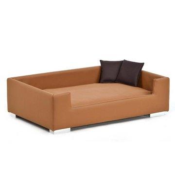 Silvio Design Dog Sofa Candy Light brown