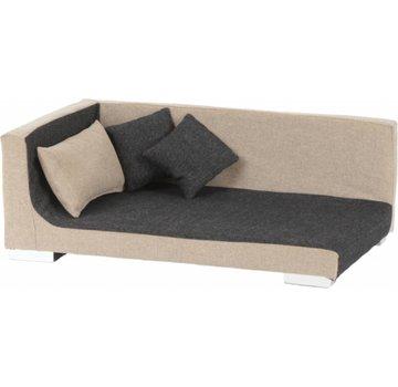 Silvio Design Dog Sofa Nero