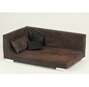 Silvio Design Dog Sofa Boomer Faux Leather