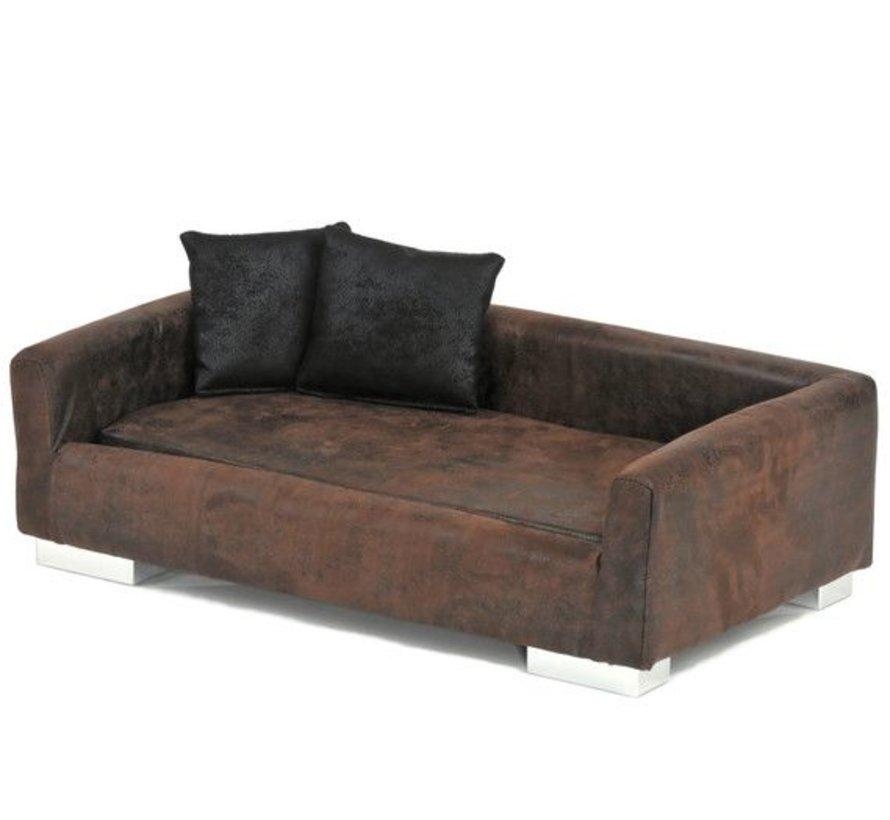Silvio Design Dog Sofa Toby Faux