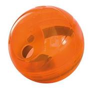 Rogz Dog Toy Tumbler Orange