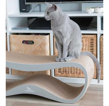 MyKotty Cat Scratcher LUI Grey