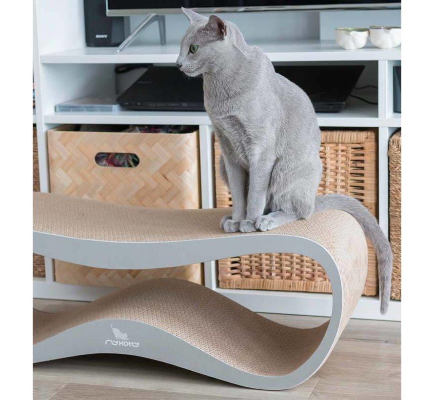 Cat Scratcher LUI Grey
