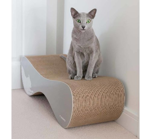 MyKotty Cat Scratcher VIGO Grey