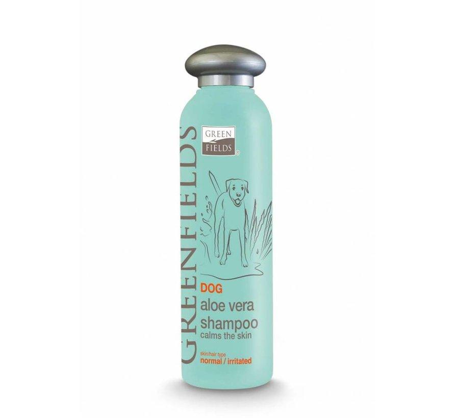 Dog Shampoo Aloe Vera