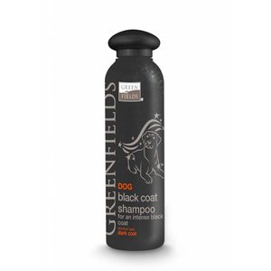 Greenfields Dog Shampoo Black Coat
