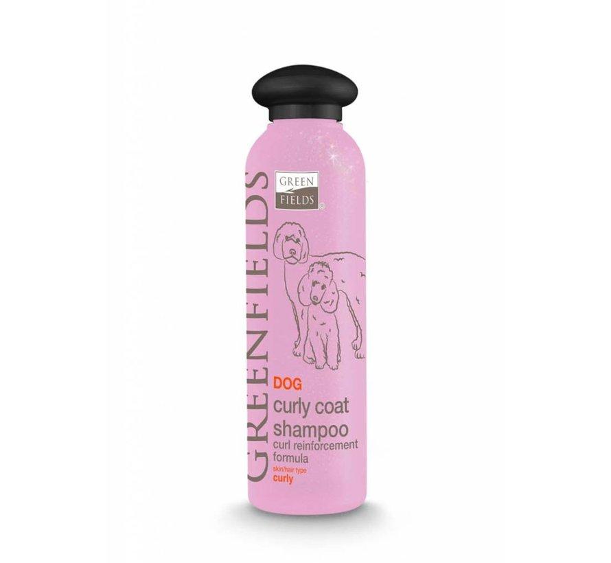 Dog Shampoo Curly Coat