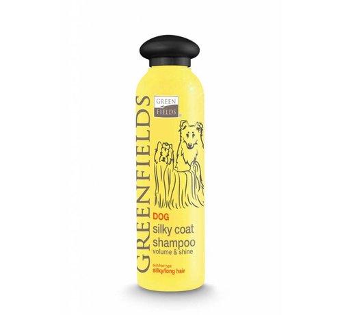 Greenfields Dog Shampoo Silky Coat