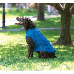 Kurgo Dog Coat Jacket Loft Blue / Orange