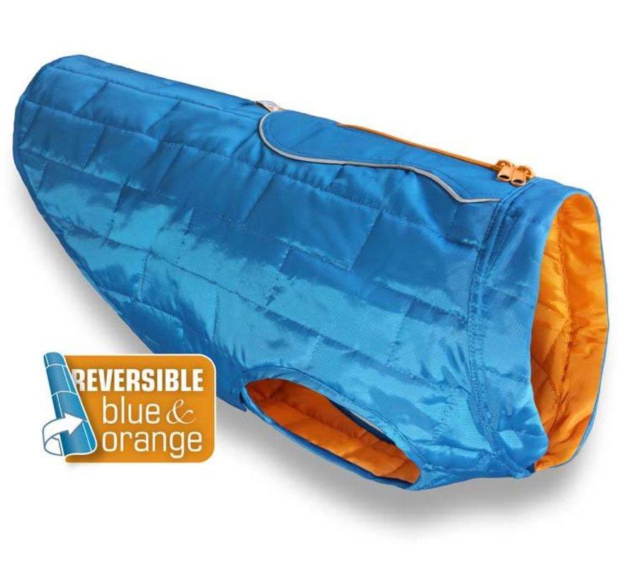 Hondenjas Jacket Loft Blauw / Oranje
