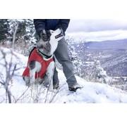 Kurgo Dog Coat Jacket Loft Red / Grey