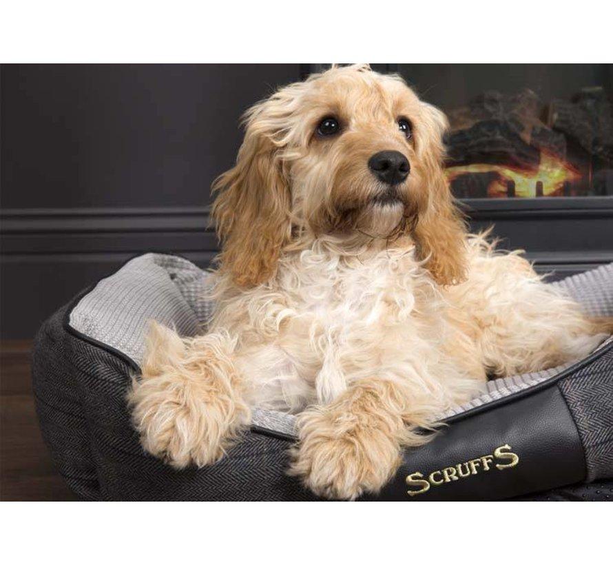 Hondenmand Windsor Grijs