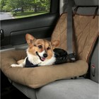 Solvit Dog seat Car Cuddler Brown