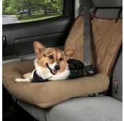 Solvit Dog seat Car Cuddler Brown