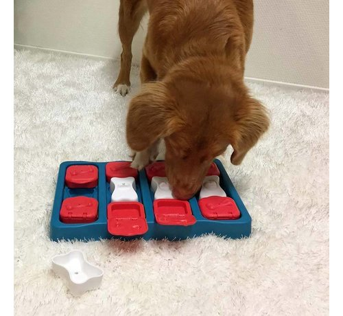 Nina Ottosson Dog Puzzle Dog Brick