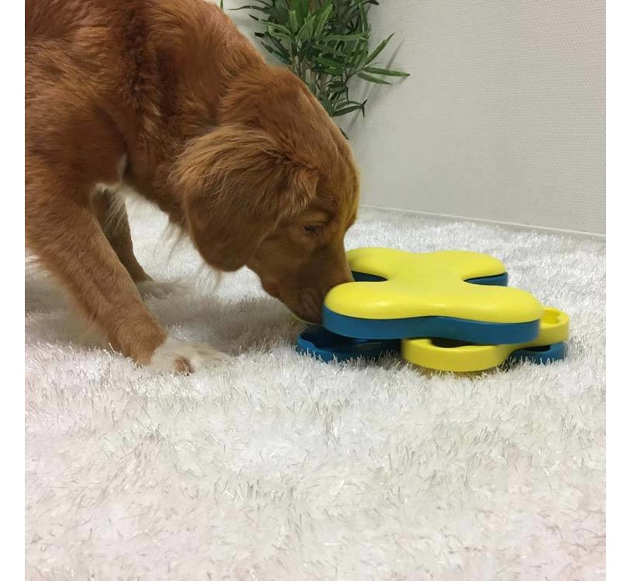 Dog Puzzle Dog Tornado