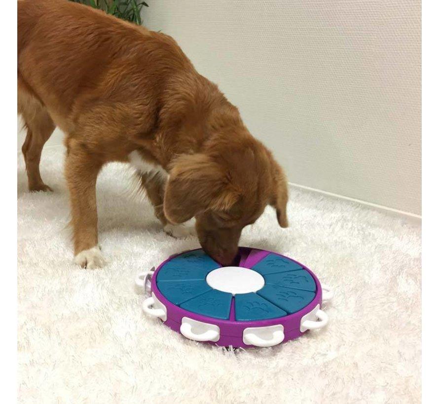 Dog Puzzle Dog Twister