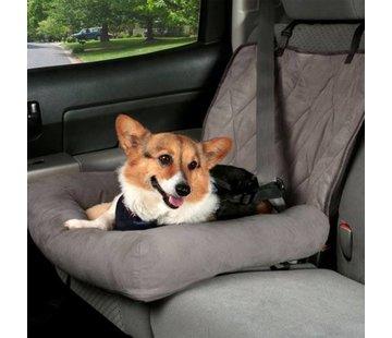 Solvit Honden Autostoel Car Cuddler Grijs