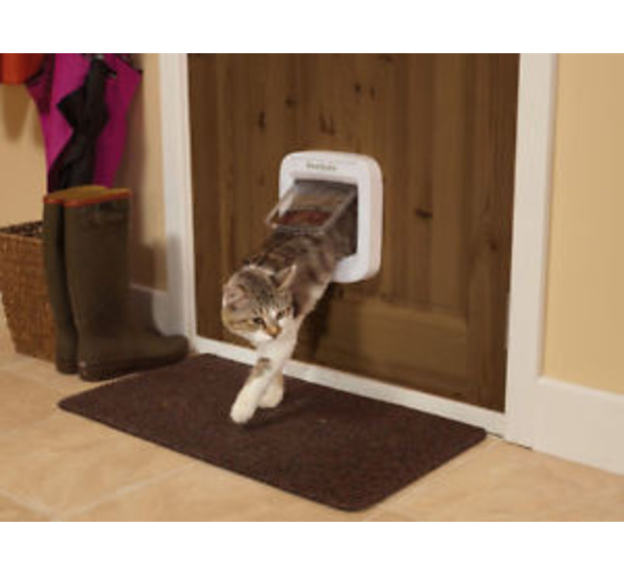 Microchip Cat flap
