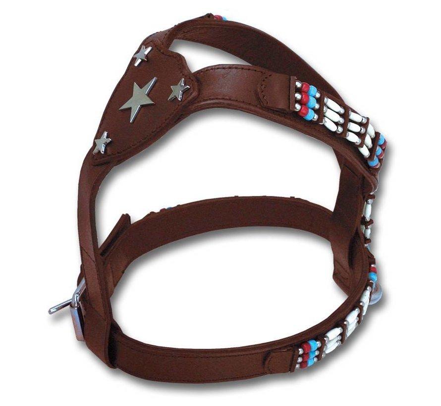 Hondentuig Cheyenne Star in the Sky Bruin