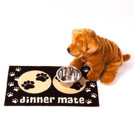 Placemat for bowls