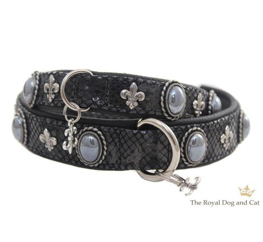 Hondenhalsband Bonaparte Zwart