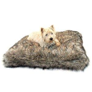 Lord Lou Dog Cushion Max Grey Wolf
