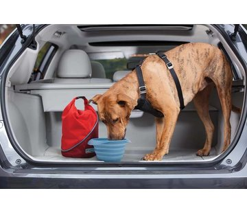 Kurgo Collapsible Drinking Bowl Collaps-a-Bowl Blue