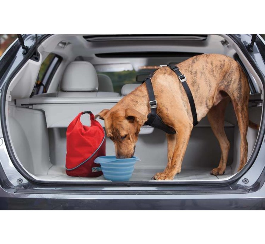 Collapsible Drinking Bowl Collaps-a-Bowl Blue