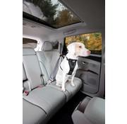 Kurgo Reinforced Dog Harness for the car Black