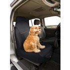 Kurgo Dog blanket for the front seat Black