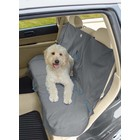 Kurgo Dog blanket for the back seat Grey