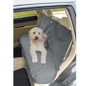 Kurgo Dog blanket for the back seat Grey