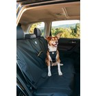 Kurgo Dog blanket for the back seat Black