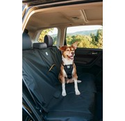 Kurgo Dog blanket for the back seat Black
