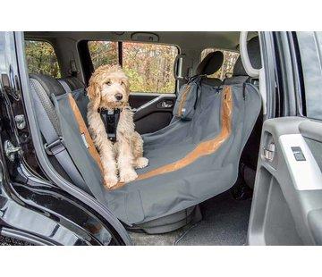Kurgo Hondendeken voor de achterbank Hammock Charcoal