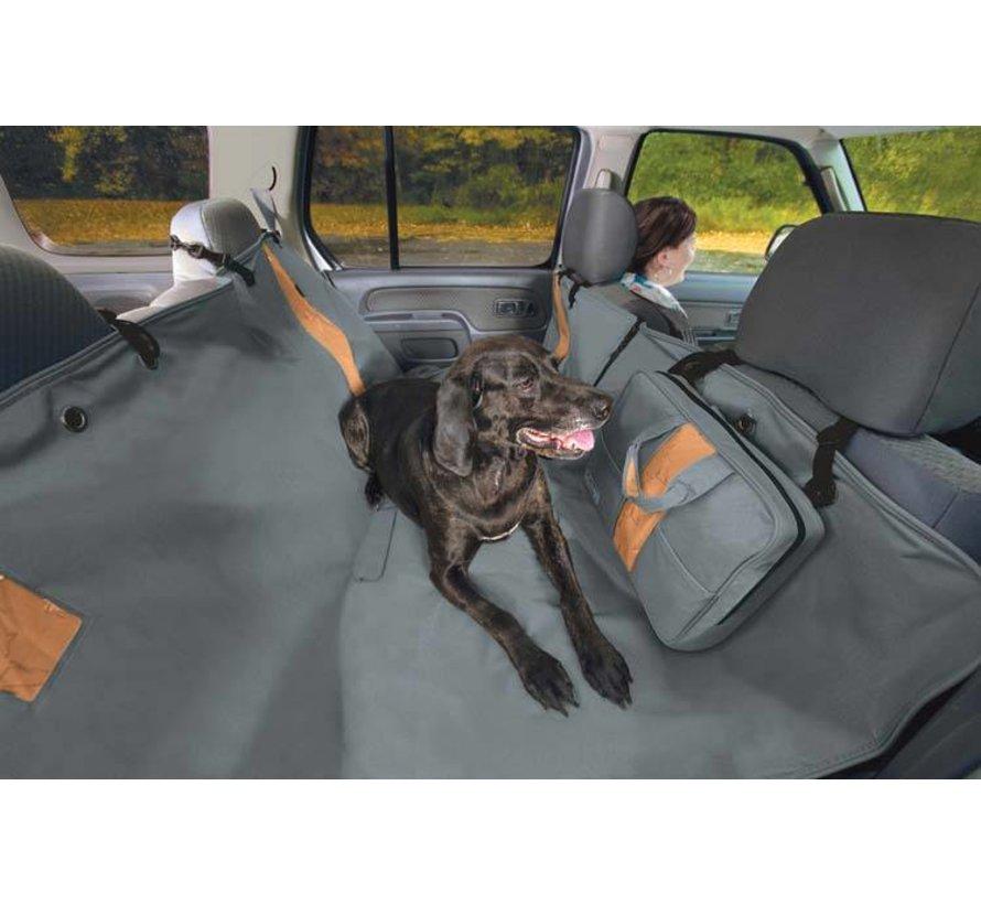 Hondendeken voor de achterbank Hammock Charcoal