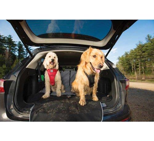 Kurgo Hondendeken voor de kofferbak Charcoal