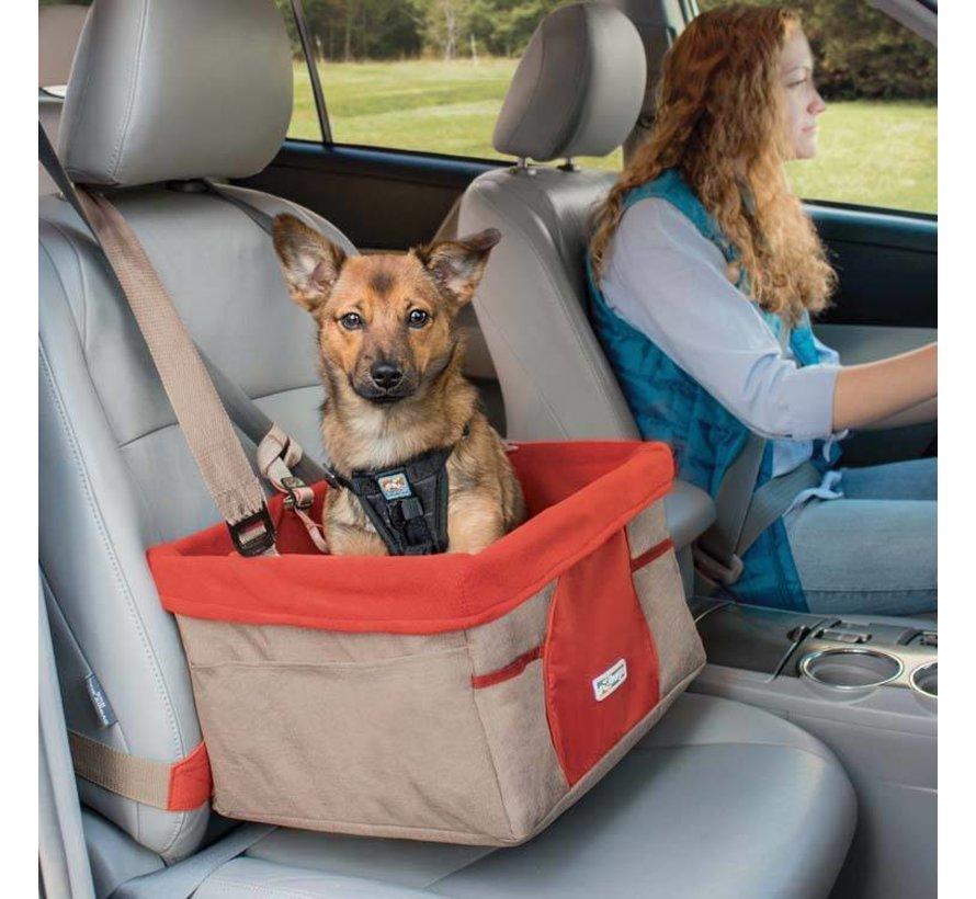 Dog Car Seat Brown