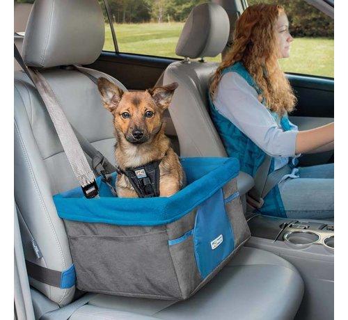 Kurgo Dog Car Seat Grey